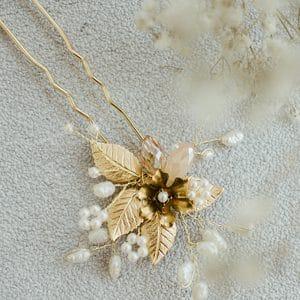 Fleur Haarpin
