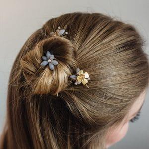 Spring Blossom Haarpins