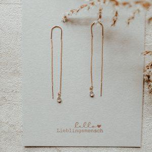Tippa Ohrringe - Ear Dangler