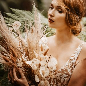 Flora Haarkette