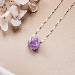 Gemstones Kette Amethyst