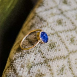 How Blue Ring