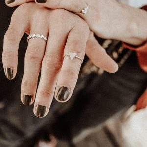 Handful of Daisies Ring